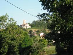 le village en haut du piton