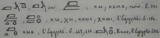 Le site d'Abydos I2b