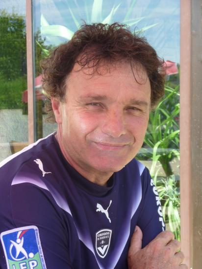 <b>Eric GERALDES</b> - Lucien-Denis