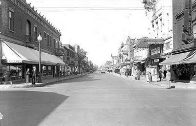 rue St Hubert-1937