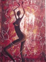 Danseuse aux rubans