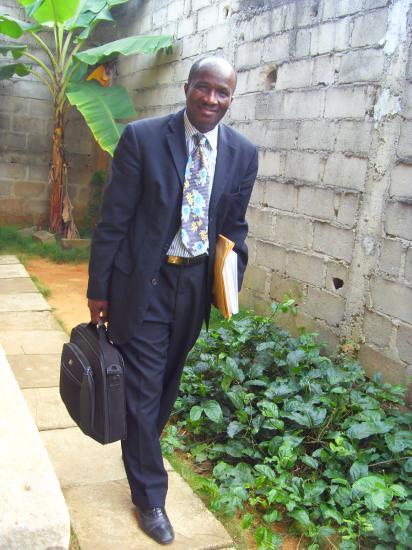 M. Kouamé Tiémélé
