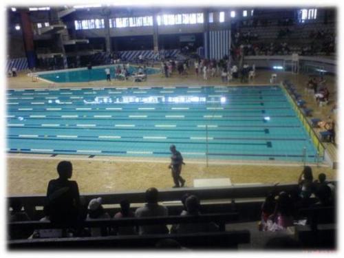 Wac natation piscine for Complexe mohamed 5 piscine