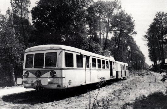 XBD 5822 à Marquèze