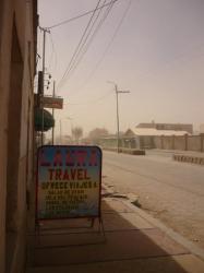 Tormenta de arena - Uyuni