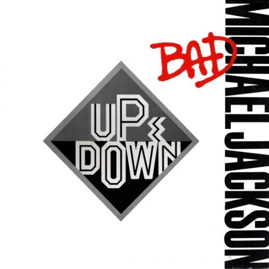 Maxi 45 Tours promo - Bad up & down Brésilien (52.105) Bad-Up--Down---Front-Cover