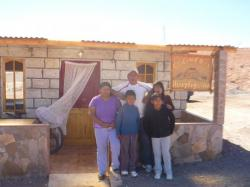 Silvio y su familia - Talabre