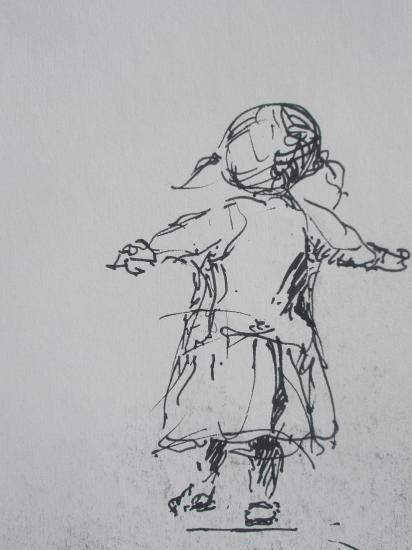 Alix. Crayon.1999.