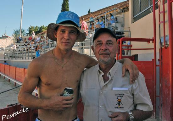 Marc Bournel et Didier Jacquet