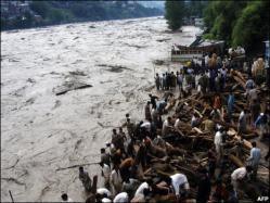 فيضانات باكستان - أ ف ب