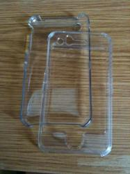 Coque transparente 20.00Frs