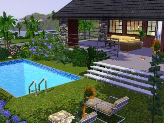 Simsimmo le paradis immobilier des sims 3 for Construire une maison les sims 3