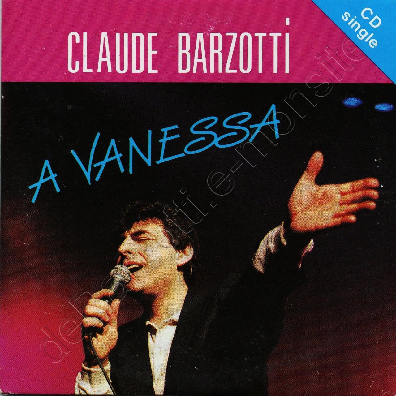 CD 2 titres A Vanessa live
