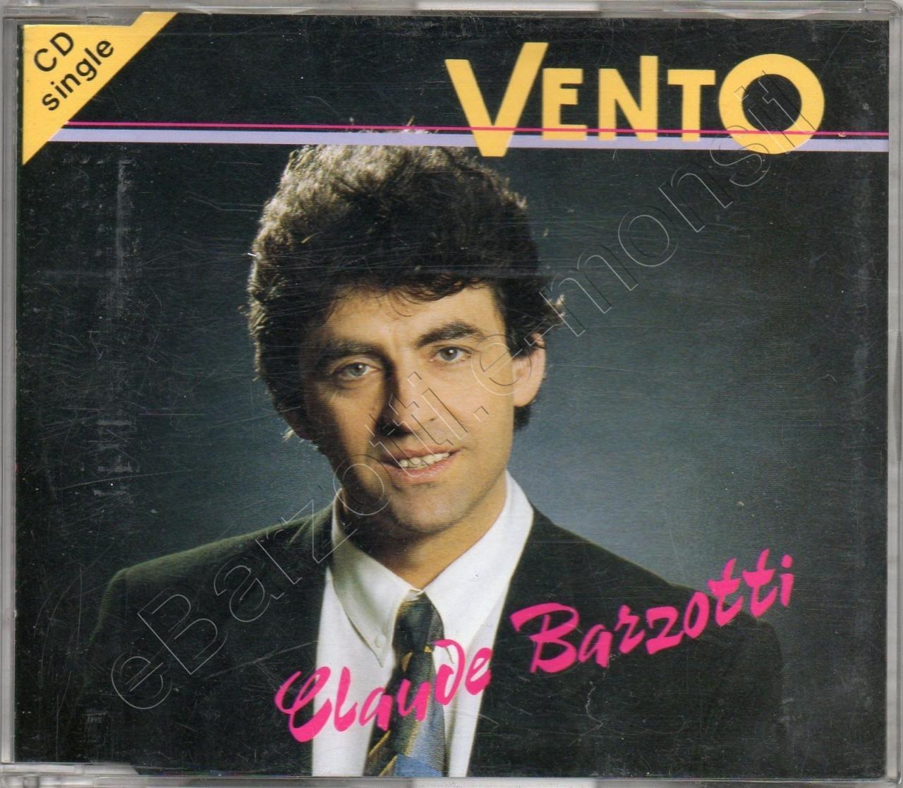 CD 2 titres Vento / Pour elle