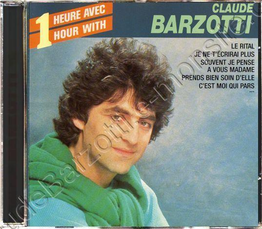 1 heure avec Claude Barzotti 1988