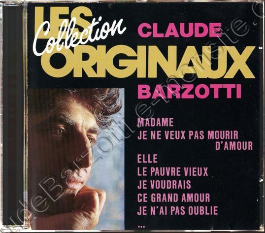 CD best of Collection les originaux 1991