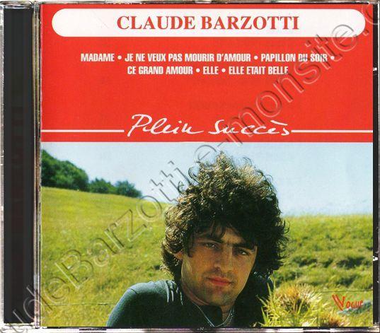 CD Plein succès 1992