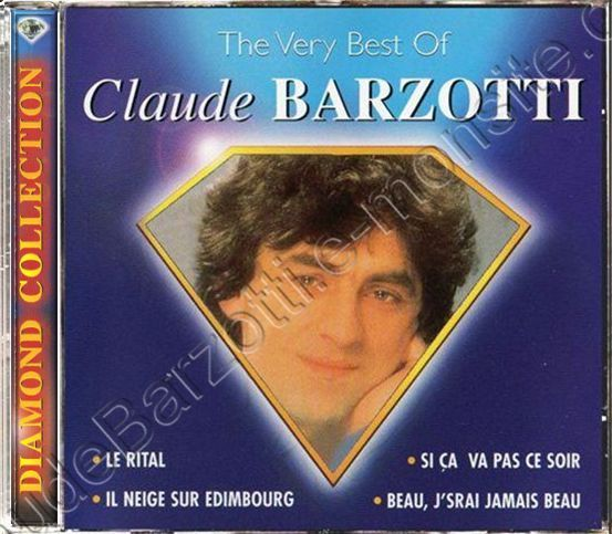 CD Diamond collectionThe very best of (réédition 1995)
