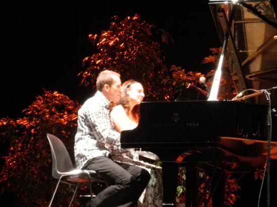 Véra Tsybakov et Romain Hervé