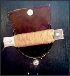 Fabrication d'un bouclier Provocator Poignee