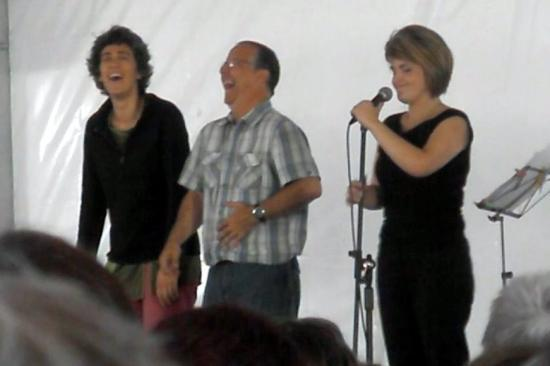 Maryline; Marco et Guylaine