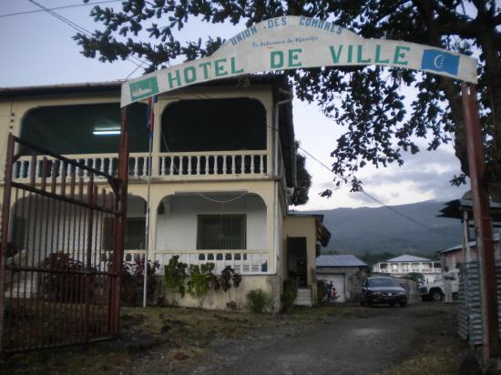Mairie de Mdé