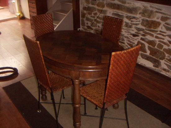 diff rents types de chaises et de fauteuils. Black Bedroom Furniture Sets. Home Design Ideas