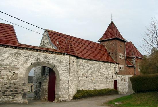 Bonneville And Son >> BONNEVILLE - commune d'Andenne