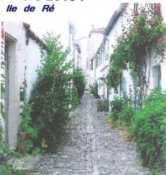 Ruelle ST Martin de Ré
