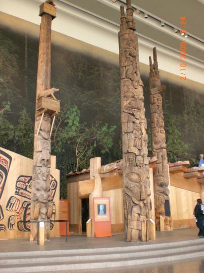 Ottawa : le musée des civilisations