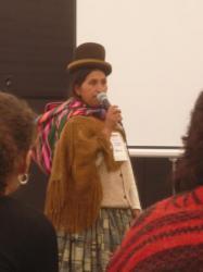 intervencion debate por una boliviana - FSA Asuncion