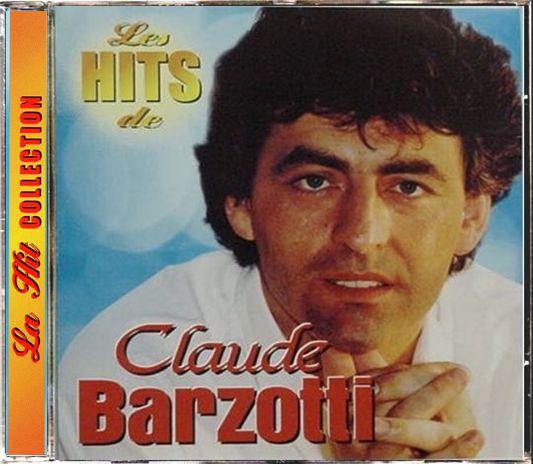 Les hits de Claude Barzotti 1998