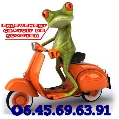 Enl vement gratuit de scooter et moto - Enlevement meuble gratuit ...