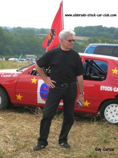 Guy Curval, Président d'Honneur
