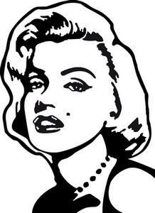 Marilyne Monroe 01