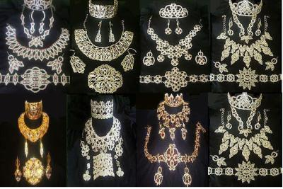 accessoires pour votre tenues - Parure Mariage Oriental Pas Cher