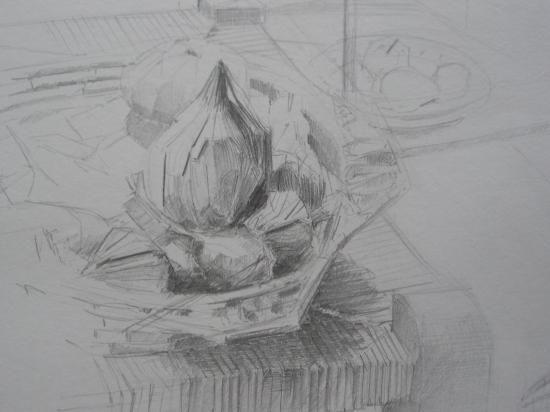 Oignons crayon 1993