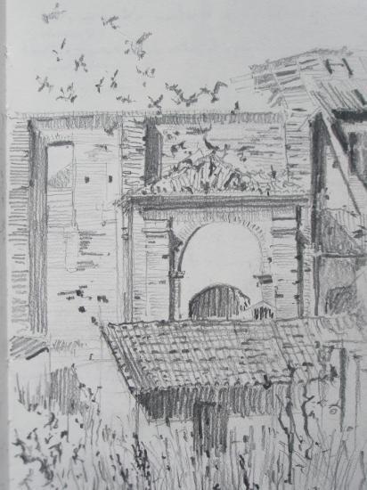 Bercianos crayon 2b 2008