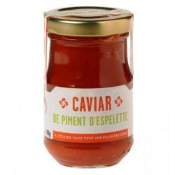 caviar de piment