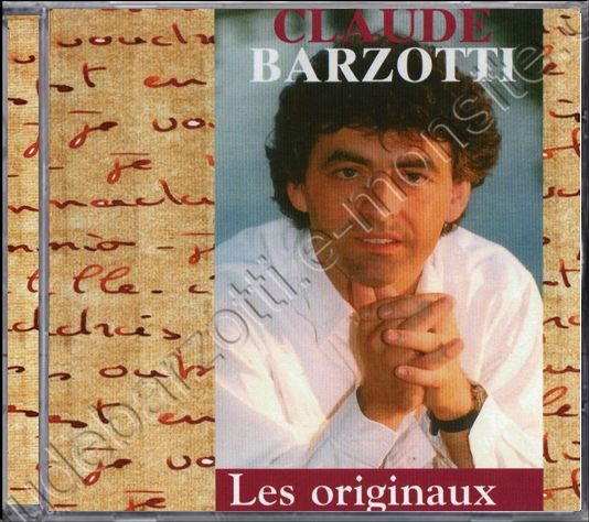 CD Best of collection Les Originaux (Belgique) 1996