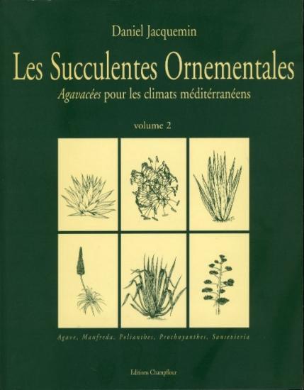 Les Succulentes Ornementales