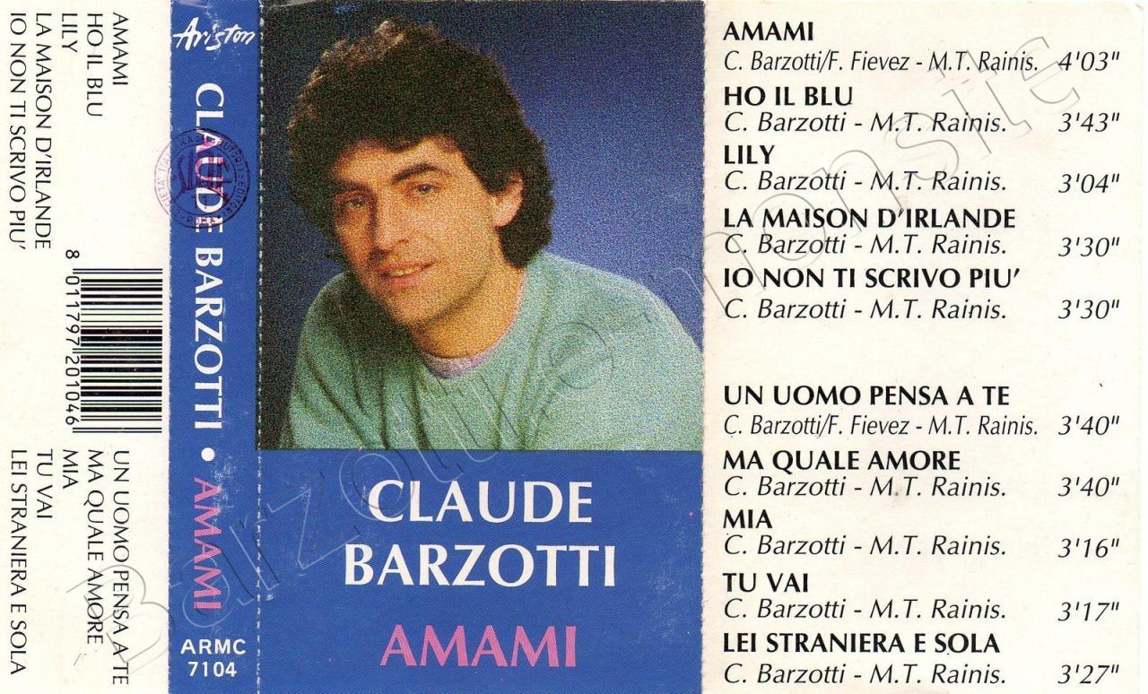 Amami 1991 Ariston ARMC 7104