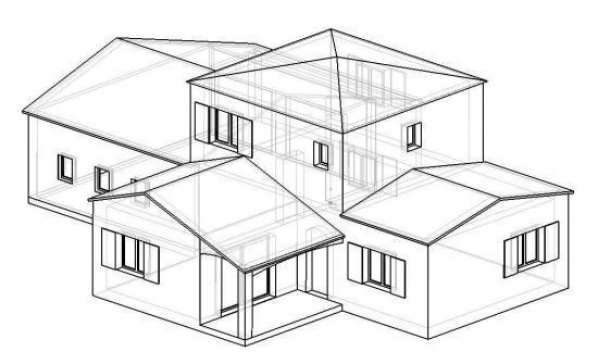 comment dessiner des maison en 3d