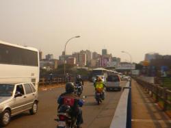 Puente internacional - ciudad del este