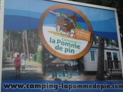 camping de la pomme de Pin