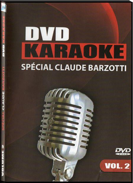 DVD Karaoké volume 2