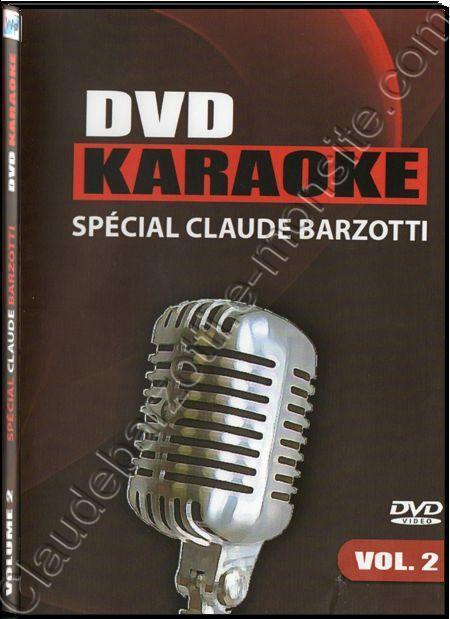DVD karaoké vol 2