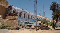 Village Nubien de l'île Sehel - Août 2010