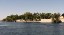 Débarcadère de l'île Kitchner - Août 2009