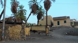 Village Nubien - Août 2010